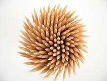 ΙΙΙ toothpicks Στοκ Φωτογραφία