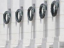 ΙΙ αναμνηστικός πολεμικό&si Στοκ Εικόνα