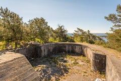 ΙΙ αποθήκη WW Στοκ φωτογραφία με δικαίωμα ελεύθερης χρήσης