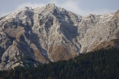ΙΙ βουνό θυελλώδες Στοκ φωτογραφία με δικαίωμα ελεύθερης χρήσης