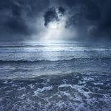 ΙΙ θάλασσα Στοκ εικόνες με δικαίωμα ελεύθερης χρήσης