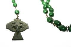 ΙΙ ιρλανδικό rosary Στοκ Εικόνες