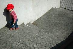 ΙΙ περιπατητής johnnie Στοκ Φωτογραφία