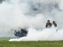 ΙΙ πολεμικός κόσμος Στοκ εικόνες με δικαίωμα ελεύθερης χρήσης