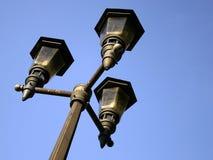 ΙΙ lamppost Στοκ φωτογραφία με δικαίωμα ελεύθερης χρήσης