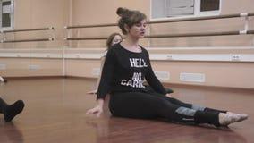 Ικανότητα, αθλητικοί χοροί στη γυμναστική, βίντεο κατάρτισης φιλμ μικρού μήκους