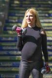 Ικανότητα εγκυμοσύνης, ζωή υγείας Στοκ εικόνα με δικαίωμα ελεύθερης χρήσης