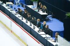 δικαστές Στοκ εικόνα με δικαίωμα ελεύθερης χρήσης