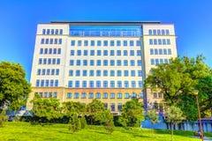 Δικαστήριο ΕΙΚΌΝΑΣ HDR της ακύρωσης Στοκ εικόνα με δικαίωμα ελεύθερης χρήσης