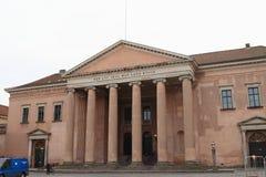Δικαστήριο στην Κοπεγχάγη Στοκ Εικόνες