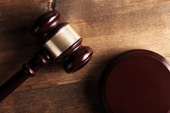 δικαστήριο Στοκ εικόνες με δικαίωμα ελεύθερης χρήσης
