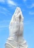 ικεσία χεριών στοκ φωτογραφία με δικαίωμα ελεύθερης χρήσης