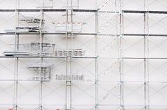 Ικρίωμα σιδήρου Στοκ φωτογραφία με δικαίωμα ελεύθερης χρήσης