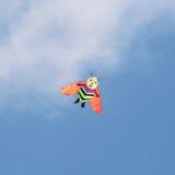 Ικτίνος που πετά - μέλισσα Στοκ Εικόνα