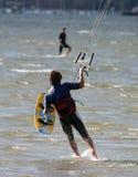 ικτίνος surfer στοκ εικόνες