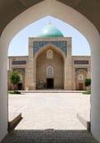 Ιμάμης Hazrati σύνθετος - θρησκευτικό κέντρο της Τασκένδης στοκ φωτογραφία