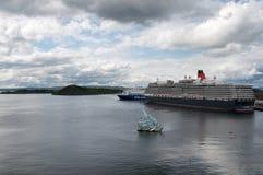 λιμένας της Νορβηγίας Όσλ&om Στοκ φωτογραφία με δικαίωμα ελεύθερης χρήσης