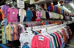 ιματισμός Ινδία της Μπανγκόκ λίγο κατάστημα Ταϊλάνδη στοκ εικόνες με δικαίωμα ελεύθερης χρήσης