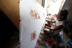 Ιματισμός των γυναικών χρωμάτων Στοκ εικόνες με δικαίωμα ελεύθερης χρήσης