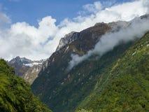 Ιμαλάια στα σύννεφα, Νεπάλ Στοκ Εικόνες