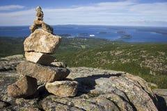 λιμενικό βουνό ράβδων cadillac Στοκ φωτογραφίες με δικαίωμα ελεύθερης χρήσης