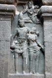 ινδά γλυπτά Θεών Στοκ εικόνες με δικαίωμα ελεύθερης χρήσης