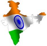 Ινδία ελεύθερη απεικόνιση δικαιώματος