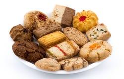 Ινδικά μπισκότα στοκ φωτογραφία με δικαίωμα ελεύθερης χρήσης