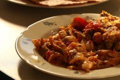 Ινδικά πικρά πιάτο & x22 λεμονιών Karela& x22  στοκ εικόνα με δικαίωμα ελεύθερης χρήσης
