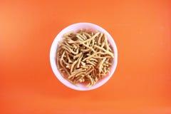 ινδικά πρόχειρα φαγητά παρα& Στοκ Φωτογραφία