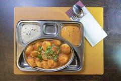 Ινδικά χορτοφάγα κέικ στοκ φωτογραφία με δικαίωμα ελεύθερης χρήσης