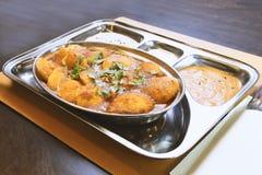 Ινδικά χορτοφάγα κέικ στοκ εικόνα