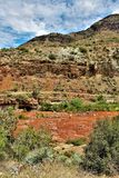 Ινδική επιφύλαξη SAN Carlos Apache, κομητεία Gila, Αριζόνα, Ηνωμένες Πολιτείες Στοκ Φωτογραφία