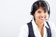 Ινδική επιχειρησιακή γυναίκα Στοκ φωτογραφίες με δικαίωμα ελεύθερης χρήσης
