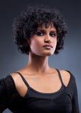 ινδική θέτοντας γυναίκα π&omi Στοκ εικόνα με δικαίωμα ελεύθερης χρήσης
