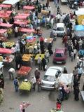 ινδική οδός αγοράς Στοκ Εικόνα