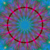 ινδικός ήλιος 3 διανυσματική απεικόνιση