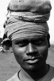 ινδικός εργαζόμενος άνθρ&al Στοκ Εικόνα