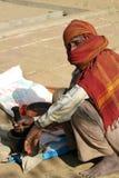 ινδικός εργαζόμενος Στοκ φωτογραφία με δικαίωμα ελεύθερης χρήσης