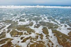 Ινδικός Ωκεανός στον ήρεμο καιρό Στοκ εικόνα με δικαίωμα ελεύθερης χρήσης