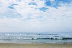 Ινδικός Ωκεανός στον ήρεμο καιρό Στοκ Εικόνα