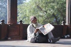 ινδικό άτομο στοκ εικόνα με δικαίωμα ελεύθερης χρήσης