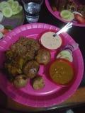 Ινδικό καλύτερο γεύμα στοκ φωτογραφία με δικαίωμα ελεύθερης χρήσης