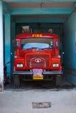 ινδικό κόκκινο tata πυρκαγιά&sigm Στοκ εικόνες με δικαίωμα ελεύθερης χρήσης