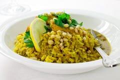 Ινδικό ρύζι Στοκ Εικόνα