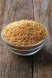 Ινδικό σιτάρι σίτου, σιτάρι σίτου στο κύπελλο στοκ εικόνες με δικαίωμα ελεύθερης χρήσης