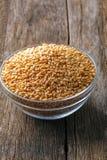 Ινδικό σιτάρι σίτου, σιτάρι σίτου στο κύπελλο στοκ φωτογραφία με δικαίωμα ελεύθερης χρήσης