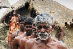 ινδικό χωριό ζωής Στοκ Εικόνα