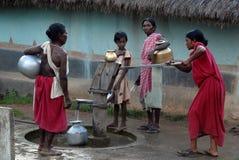 ινδικό χωριό ζωής Στοκ φωτογραφίες με δικαίωμα ελεύθερης χρήσης