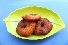 Ινδικό doughnut - adhirasam Στοκ φωτογραφία με δικαίωμα ελεύθερης χρήσης